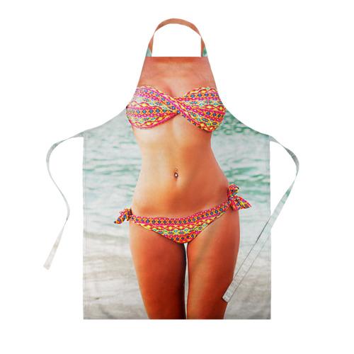 Фартук 3D Женское тело