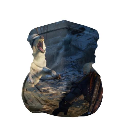 Бандана-труба 3D  Фото 01, Ведьмак 3: Дикая охота
