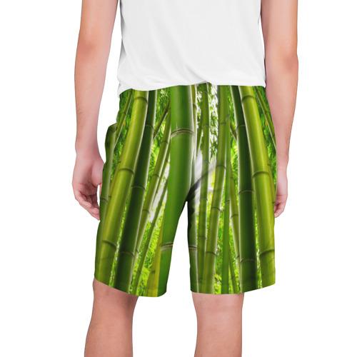 Мужские шорты 3D  Фото 02, Бамбук