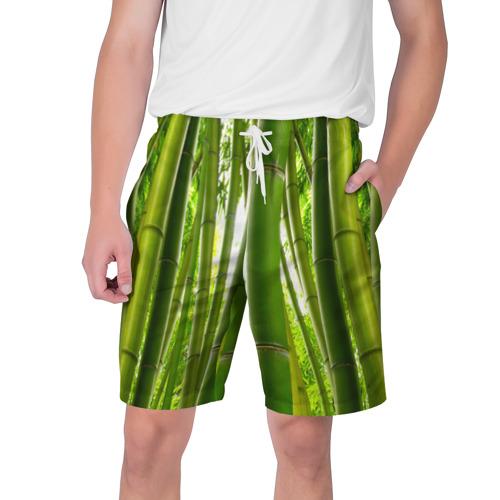 Мужские шорты 3D  Фото 01, Бамбук