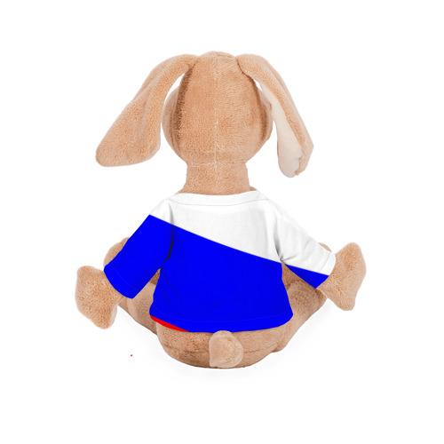 Собачка в футболке  Фото 02, Добро пожаловать в Россию