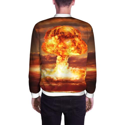 Мужской бомбер 3D  Фото 04, Атомный взрыв