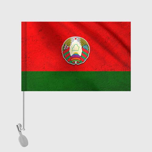 Флаг для автомобиля Белоруссия Фото 01
