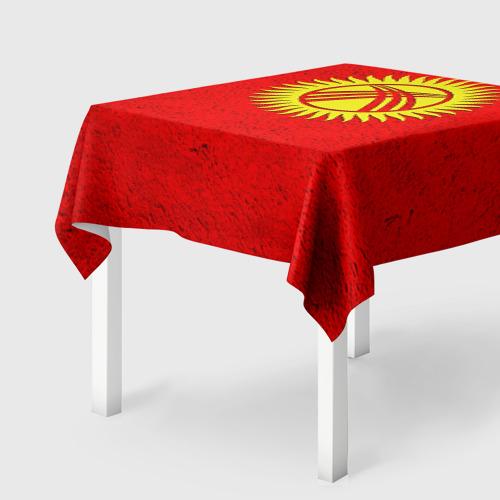 Скатерть 3D  Фото 01, Киргизия