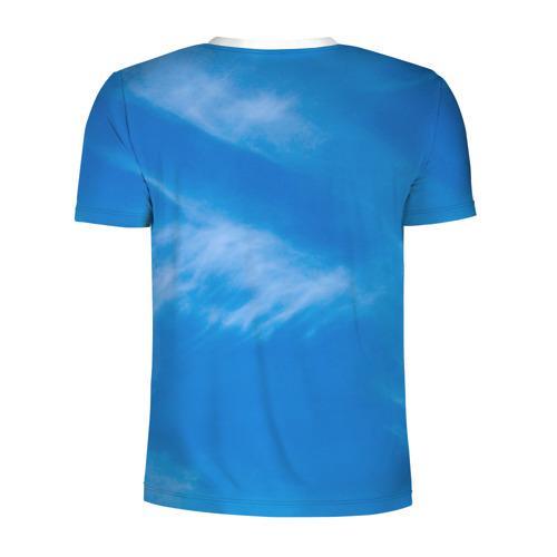 Мужская футболка 3D спортивная  Фото 02, Беркут