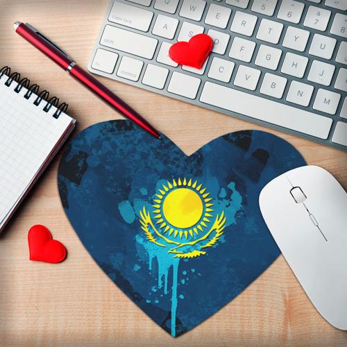 Коврик сердце  Фото 02, Казахстан