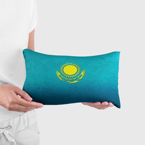 Подушка 3D антистресс  Фото 03, Флаг Казахстана