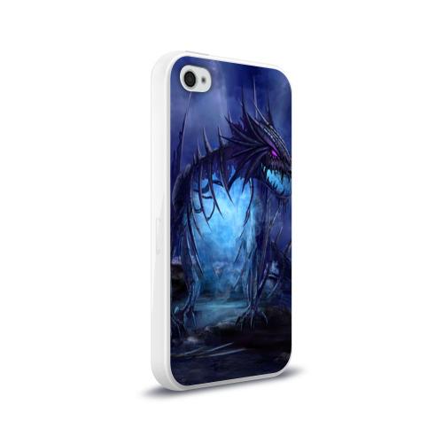Чехол для Apple iPhone 4/4S силиконовый глянцевый  Фото 02, Портал