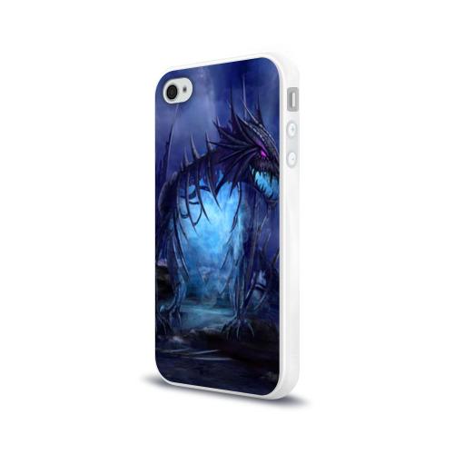 Чехол для Apple iPhone 4/4S силиконовый глянцевый  Фото 03, Портал