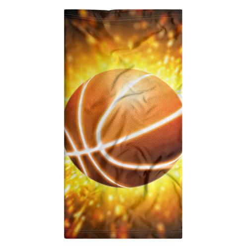 Бандана-труба 3D  Фото 07, Баскетбольный мяч