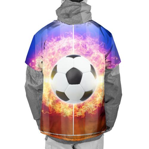 Накидка на куртку 3D  Фото 02, Футбол - моя страсть