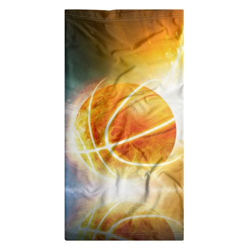 Бандана-труба 3D  Фото 07, Баскетбол - жизнь моя