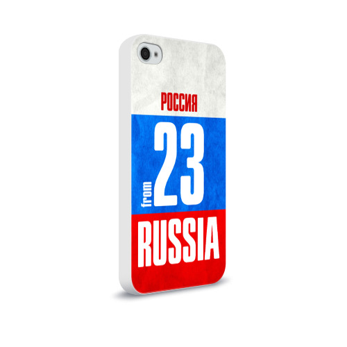 Чехол для Apple iPhone 4/4S soft-touch  Фото 02, Russia (from 23)