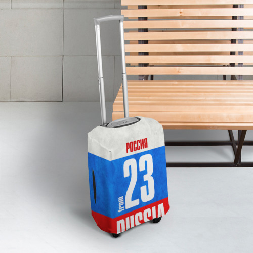 Чехол для чемодана 3D  Фото 03, Russia (from 23)