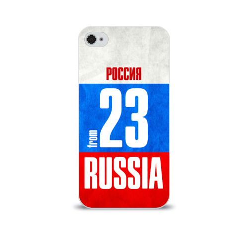 Чехол для Apple iPhone 4/4S soft-touch  Фото 01, Russia (from 23)