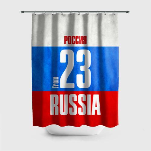 Штора 3D для ванной  Фото 01, Russia (from 23)