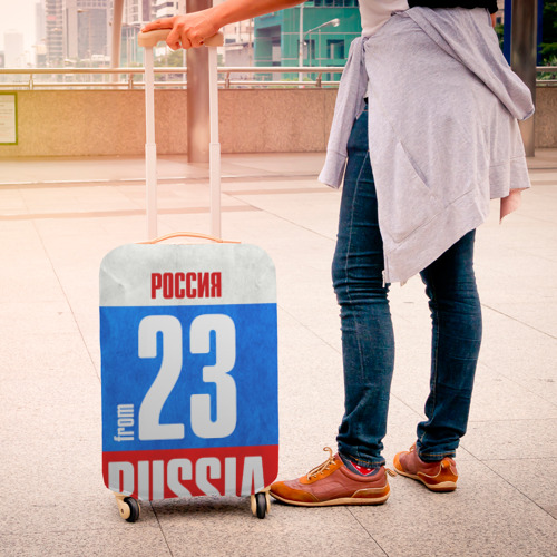 Чехол для чемодана 3D  Фото 04, Russia (from 23)