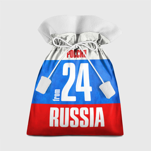 Подарочный 3D мешок Russia (from 24) от Всемайки