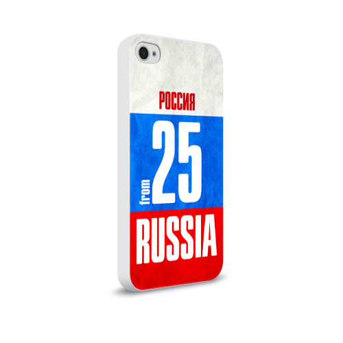 Чехол для Apple iPhone 4/4S soft-touch  Фото 02, Russia (from 25)