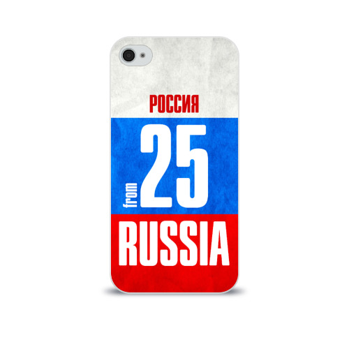 Чехол для Apple iPhone 4/4S soft-touch  Фото 01, Russia (from 25)