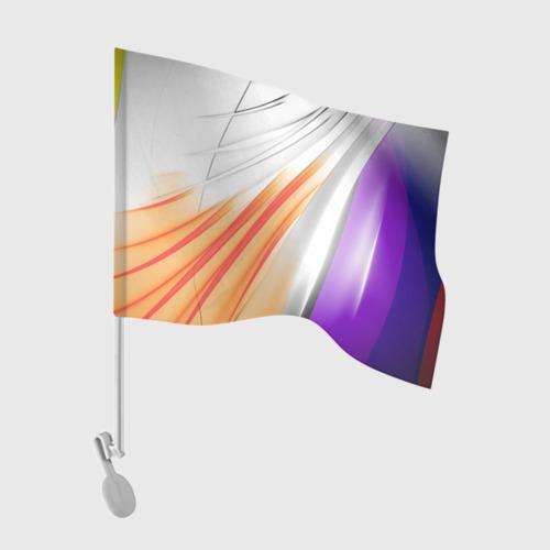 Флаг для автомобиля Парус Фото 01