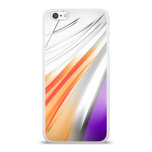 Чехол для Apple iPhone 6Plus/6SPlus силиконовый глянцевый  Фото 01, Парус
