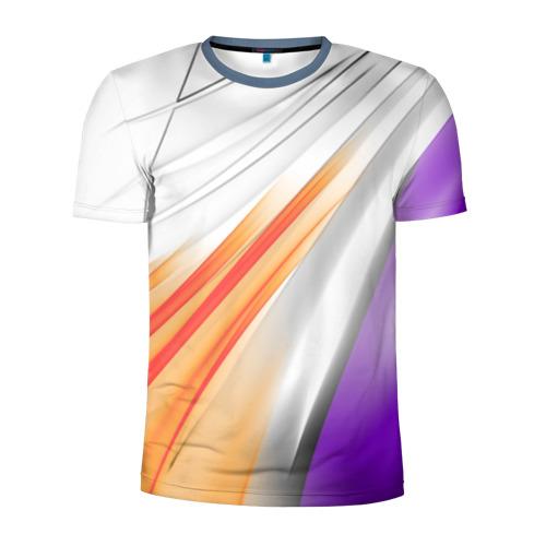 Мужская футболка 3D спортивная Парус Фото 01