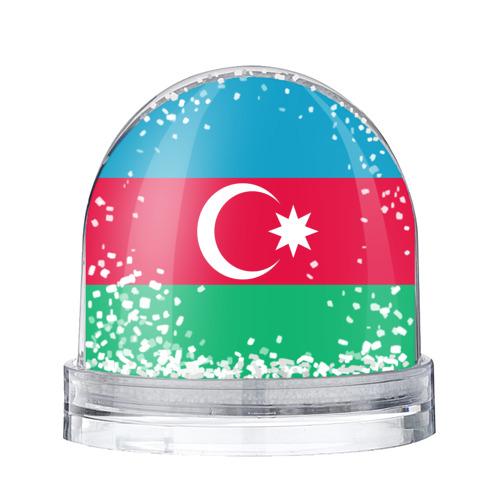 Водяной шар со снегом Азербайджан