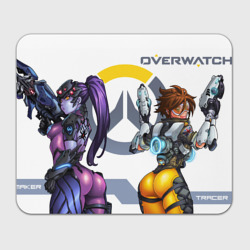 Overwatch: girls