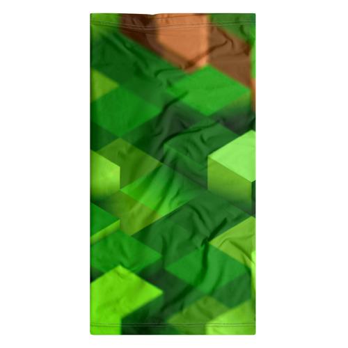 Бандана-труба 3D  Фото 07, Minecraft