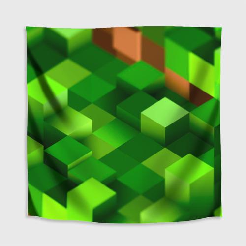 Скатерть 3D Minecraft