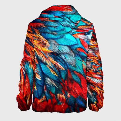 Мужская куртка 3D  Фото 02, Перья