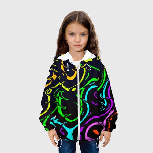 Детская куртка 3D  Фото 04, Арт метрика
