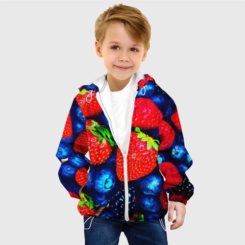 Детская куртка 3D  Фото 03, Летний