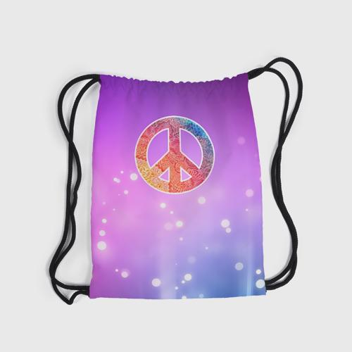 Рюкзак-мешок 3D Хиппи 8 Фото 01