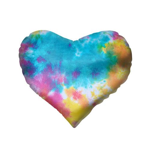 Подушка 3D сердце  Фото 02, Хиппи 9