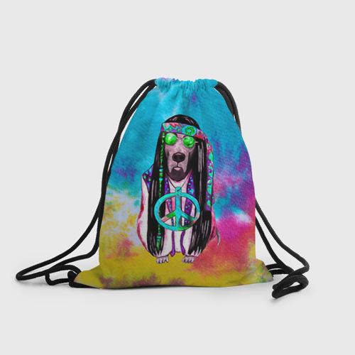Рюкзак-мешок 3D Хиппи 9 Фото 01