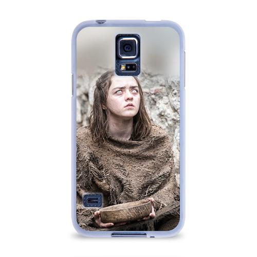 Чехол для Samsung Galaxy S5 силиконовый  Фото 01, А. Старк