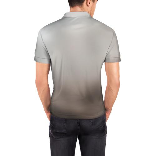 Мужская рубашка поло 3D  Фото 04, А. Старк