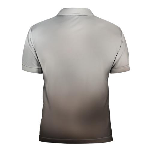 Мужская рубашка поло 3D  Фото 02, А. Старк