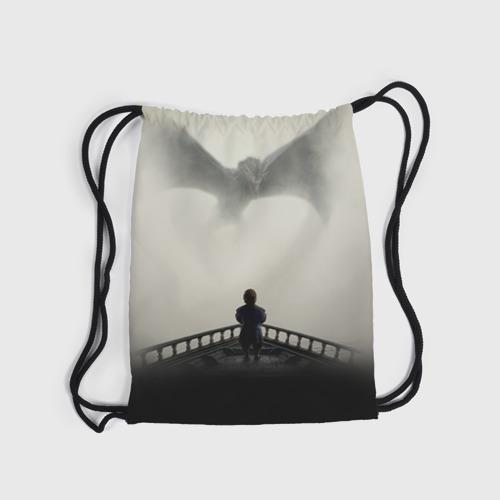 Рюкзак-мешок 3D  Фото 04, Дракон 1