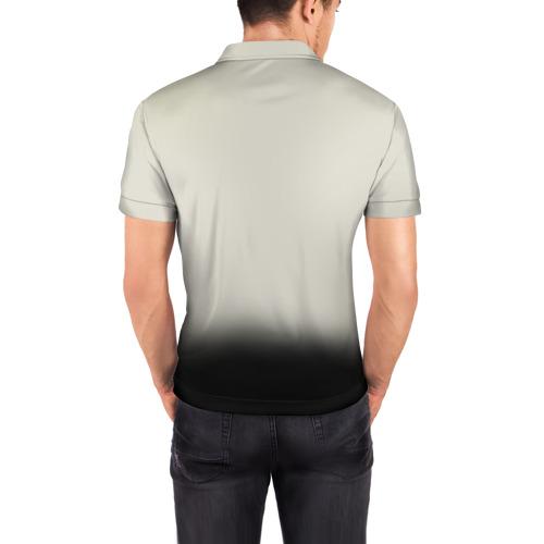 Мужская рубашка поло 3D  Фото 04, Дракон 1