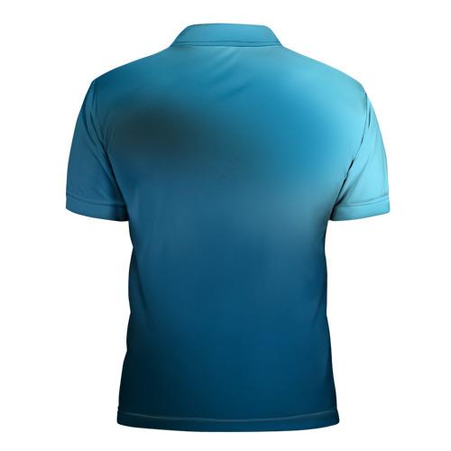 Мужская рубашка поло 3D  Фото 02, Ходок
