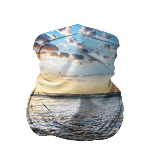 Бандана-труба 3D  Фото 01, Прекрасный закат