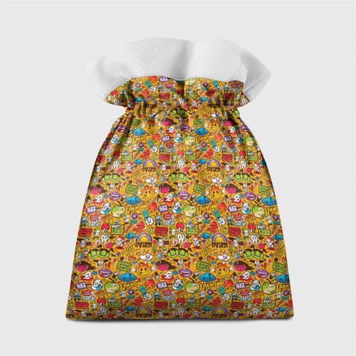 Подарочный 3D мешок  Фото 02, Поп-арт 1