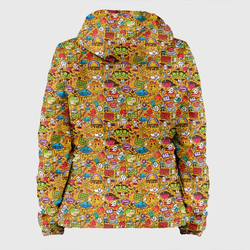 Женская куртка 3D  Фото 02, Поп-арт 1