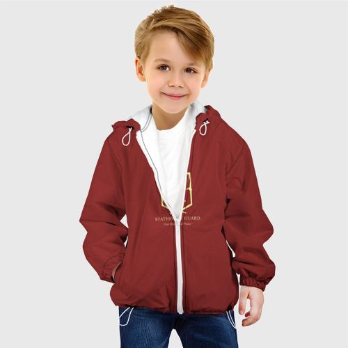 Детская куртка 3D  Фото 03, Разведотряд