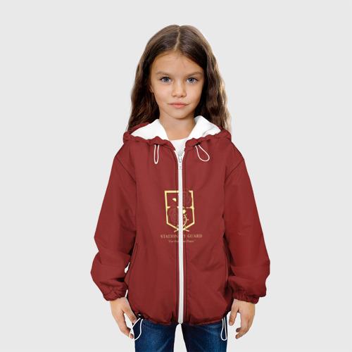 Детская куртка 3D  Фото 04, Разведотряд