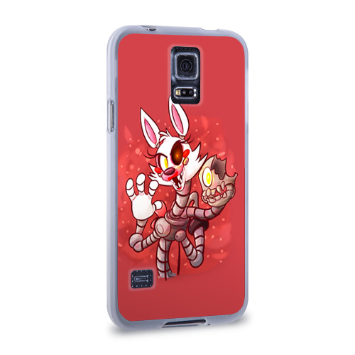 Чехол для Samsung Galaxy S5 силиконовый  Фото 02, Mangle