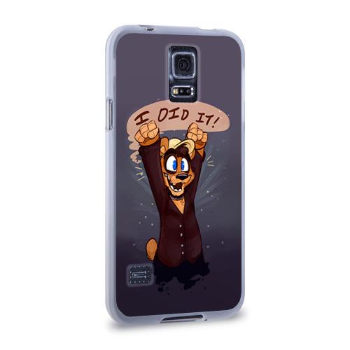 Чехол для Samsung Galaxy S5 силиконовый  Фото 02, Five Nights At Freddys